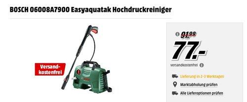 Bosch Hochdruckreiniger EasyAquatak - jetzt 17% billiger