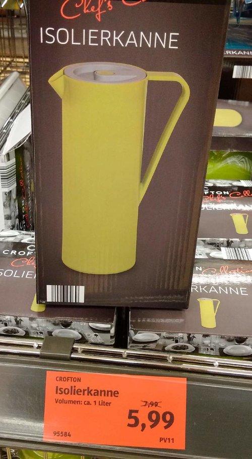CROFTON Isolierkanne 1 Liter - jetzt 25% billiger