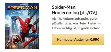 Freitag-Filmeabend (02.03.18) bei Amazon Video - 10 Filme in HD leihen für 0,99€ - jetzt 67% billiger