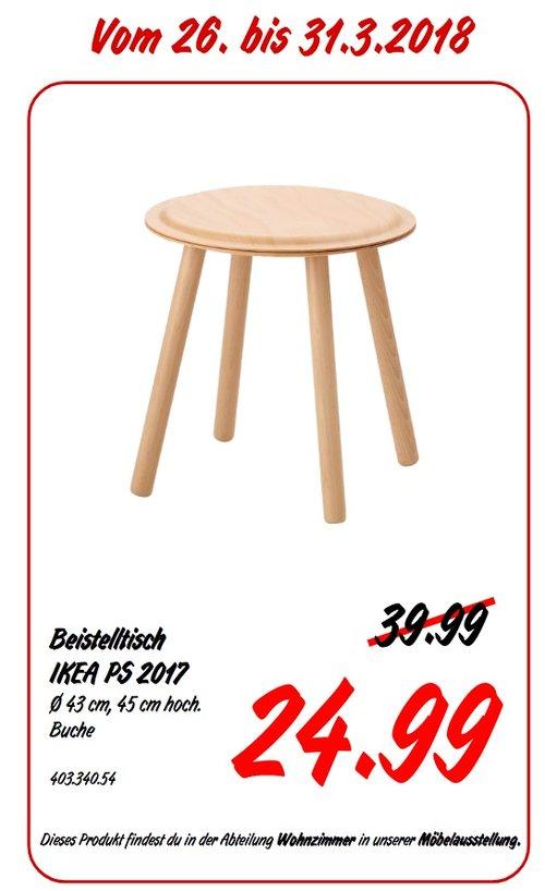IKEA PS 2017 Beistelltisch - jetzt 38% billiger