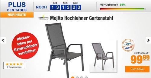 Lesli Living Sessel Mojito - jetzt 39% billiger