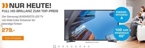 Samsung M5075 101cm (40 Zoll) Fernseher (Full HD) - jetzt 13% billiger