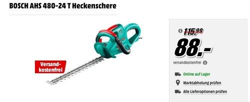 BOSCH AHS 480-24 T Heckenschere - jetzt 23% billiger