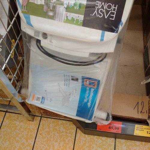 EASY HOME Dampfbügeltisch - jetzt 30% billiger