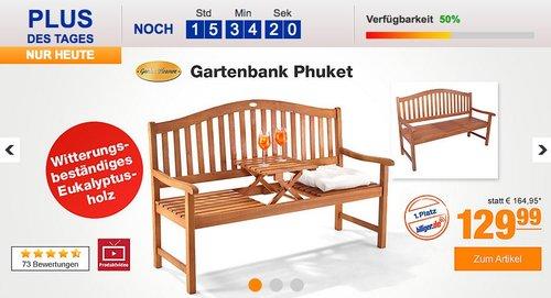 Garden Pleasure Gartenbank Phuket - jetzt 14% billiger