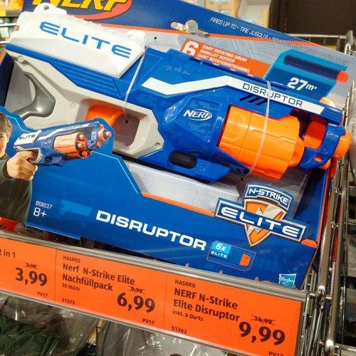 Nerf N-Strike Elite Disruptor - jetzt 33% billiger