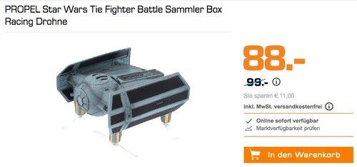 PROPEL Star Wars Tie Fighter Battle Sammler Box Racing Drohne - jetzt 11% billiger