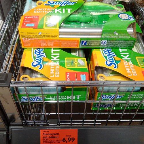 Swiffer Limited Edition Starterpack - jetzt 30% billiger
