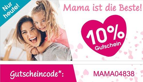 Babymarkt.de - 10% Rabatt zum Muttertag auf fast alles - jetzt 10% billiger