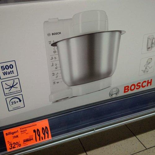 Bosch MUM4409 Küchenmaschine - jetzt 33% billiger