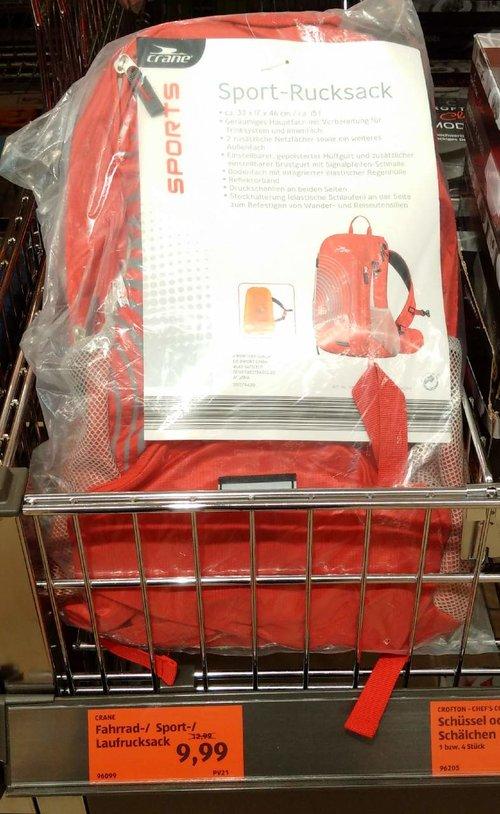 Grane Sport-Rucksack 15 Liter - jetzt 23% billiger