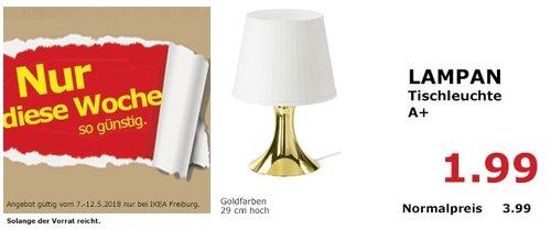 IKEA LAMPAN Tischleuchte - jetzt 50% billiger