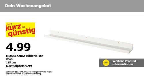 IKEAMOSSLANDA Bilderleiste - jetzt 50% billiger