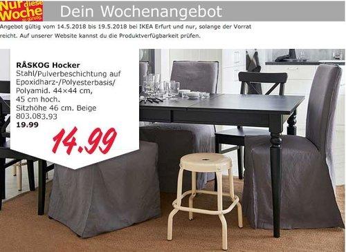 IKEA RASKOG Hocker - jetzt 25% billiger
