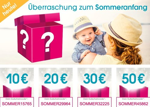 Babymarkt.de - bis zu 50€ Rabatt zum Sommeranfang: z.B.  KETTLER Kettcar Barcelona Air in Grün - jetzt 10% billiger
