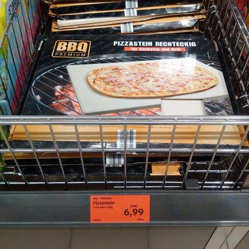 BBG-Premium Pizzastein - jetzt 30% billiger