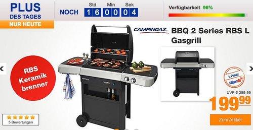 Campingaz BBQ 2 Series RBS L Gasgrill - jetzt 29% billiger