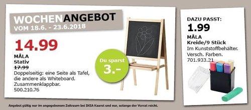 IKEA MALA Stativ - jetzt 17% billiger
