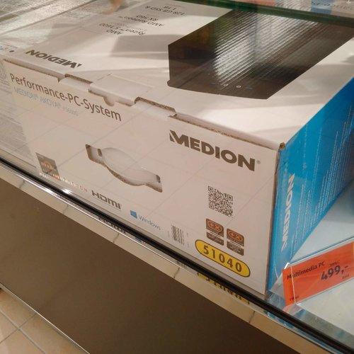 Performance-PC-System MEDION® AKOYA® P56000 - jetzt 17% billiger