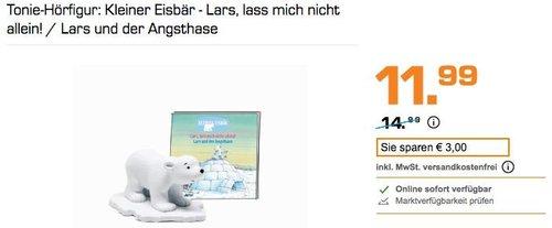 Tonie-Hörfigur: Kleiner Eisbär - Lars, lass mich nicht allein! / Lars und der Angsthase - jetzt 20% billiger