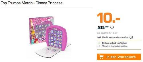 Top Trumps Match - Disney Princess - jetzt 52% billiger