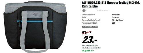 ALFI 0007.233.812 Shopper isoBag M 2-tlg. Kühltasche - jetzt 28% billiger
