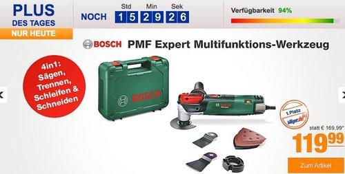 Bosch PMF Expert Multifunktions-Werkzeug - jetzt 14% billiger
