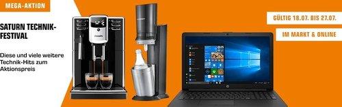 Das Saturn TECHNIK-FESTIVAL:  z.B. PHILIPS EP5310/10 5000 Kaffeevollautomat - jetzt 11% billiger