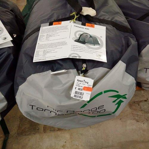Easy Camp Zelt Tornado 400 - jetzt 50% billiger