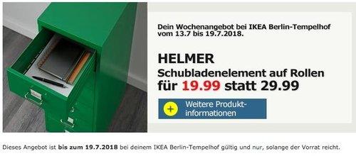 Ikea Berlin Tempelhof Helmer Schubladenele Für 1999 33