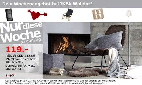 IKEA RADVIKEN Sessel - jetzt 20% billiger