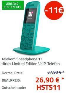Telekom Speedphone 11 VoIP-Telefon - jetzt 29% billiger