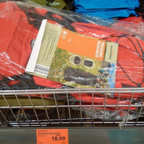 ADVENTURIDGE Trekking-Rucksack - jetzt 32% billiger