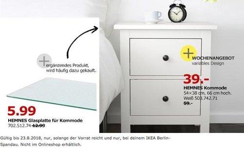 Ikea Berlin Spandau Hemnes Kommode Fur 39 00 34