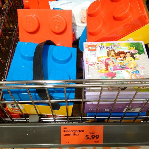 LEGO Kindergarten Lunch Box - jetzt 40% billiger