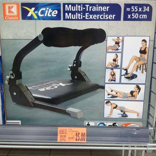 Multi-Trainer - jetzt 37% billiger