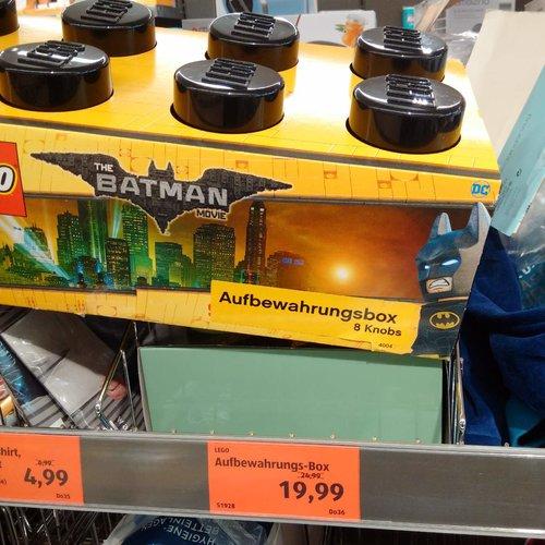 Lego Aufbewahrungsbox - jetzt 20% billiger