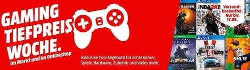 MediaMarkt Gaming Tiefpreiswoche - Aktion: z.B. The Crew 2 - jetzt 20% billiger