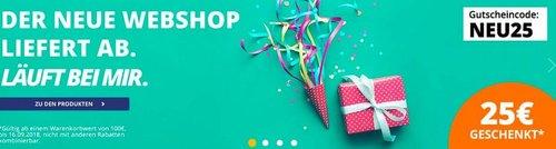 MEDION Onlineshop 25€ Rabatt ab 100€ Warenkorbwert: z.B. MEDION® LIFE® P85135 WLAN Internet-Radio - jetzt 21% billiger