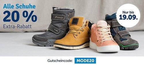 myToys 20 % Rabatt auf Schuhe: z.B. GEOX Sneakers High Blinkies Sneakers Gr. 35, dunkelblau - jetzt 18% billiger
