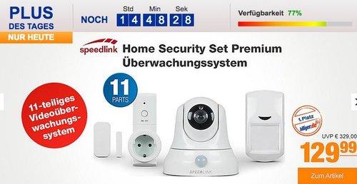 Speedlink Home Security Set Premium Überwachungskamera - jetzt 13% billiger
