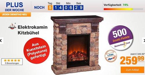 Elektrokamin Kitzbühel - jetzt 11% billiger