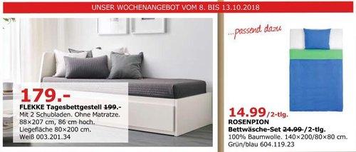 IKEA Düsseldorf - FLEKKE Tagesbettgestell - jetzt 10% billiger