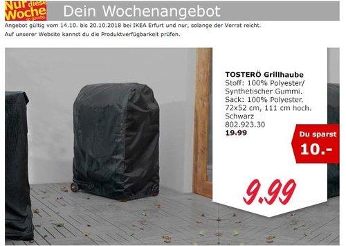 IKEA Erfurt - TOSTERÖ Grillhaube - jetzt 50% billiger