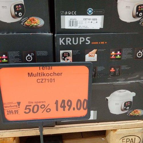 Krups CZ7101 Multikocher - jetzt 18% billiger