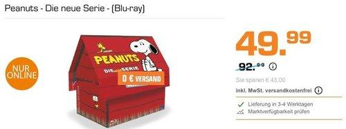 Peanuts - Die neue Serie - (Blu-ray) - jetzt 44% billiger
