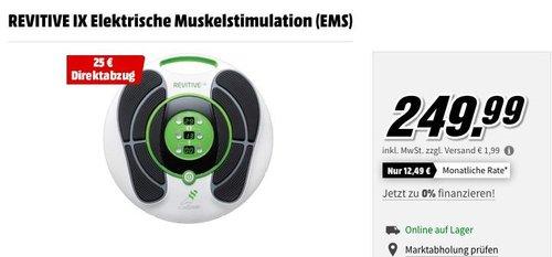 REVITIVE IX Elektrische Muskelstimulation - jetzt 10% billiger