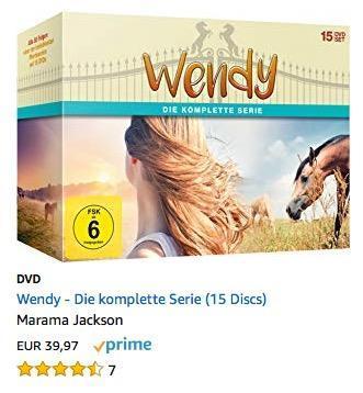 Wendy - Die komplette Serie DVD (15 Discs) - jetzt 22% billiger