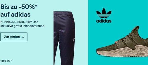 eBay Adidas - Aktion: z.B. adidas Damen Wanderlust Bomberjacke - jetzt 30% billiger