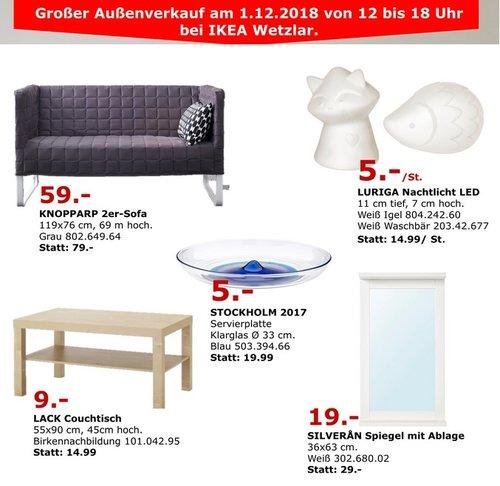 IKEA Wetzlar - STOCKHOLM 2017 Servierplatte - jetzt 75% billiger
